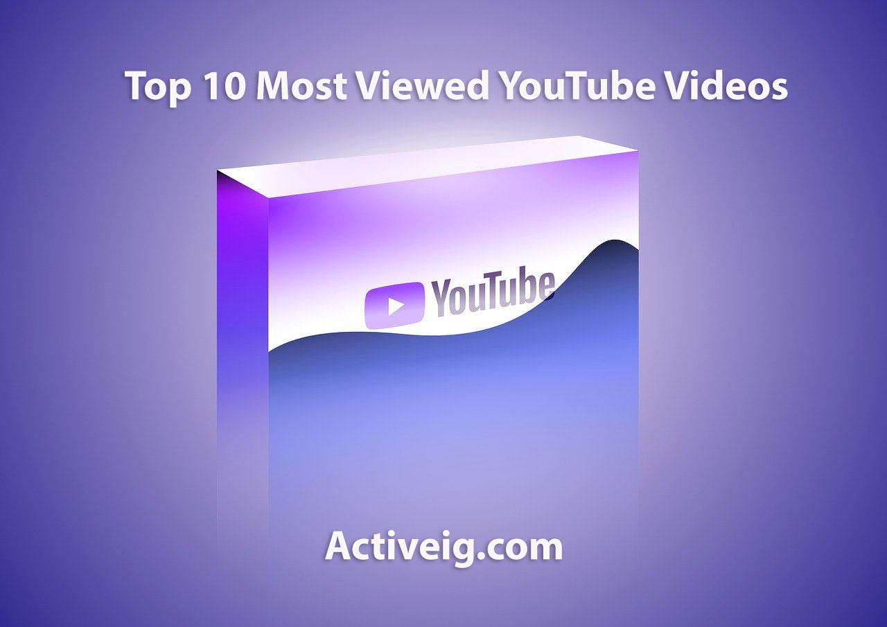 Top 10 Most Viewed YouTube Videos in 2020