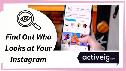 Who Looks At My Instagram App