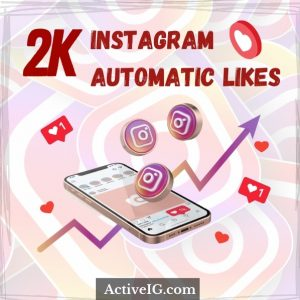 Buy 2000 Instagram Automatic Likes