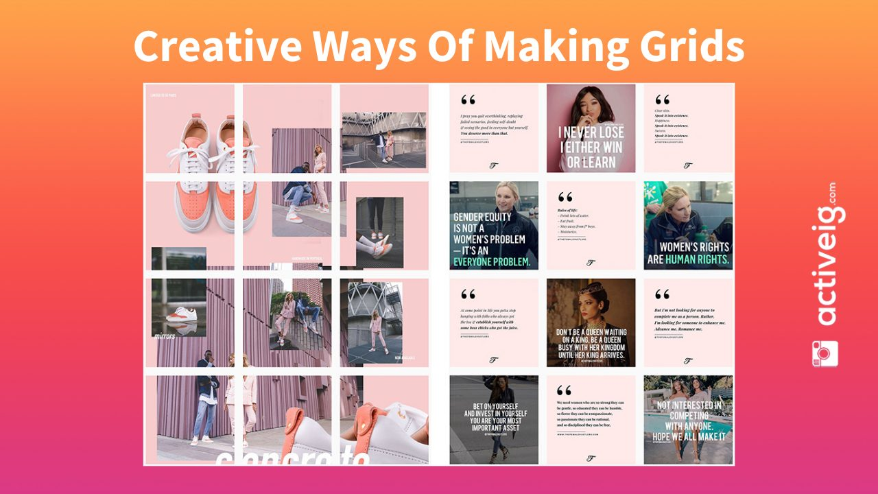 Creative Ways Of Making Grids