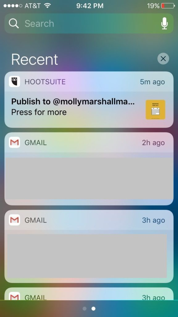 Hootsuite Notification for Your Scheduled Instagram Post