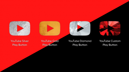 How To Make A YouTube Play Button?