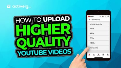 How To Upload 1440p On YouTube?