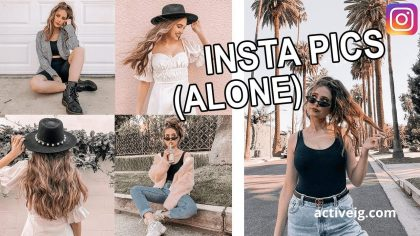 How to take a picture on Instagram?