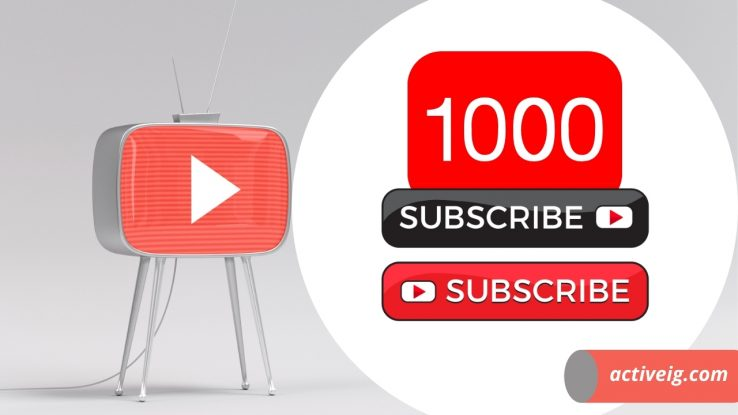 How to get 1000 subscribers on YouTube?