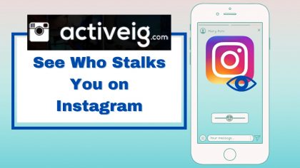 See Who Stalks You on Instagram