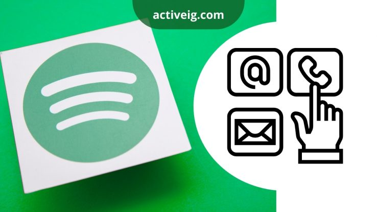 How do I contact spotify by phone