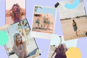 Make Collages of your Photos on Instagram story